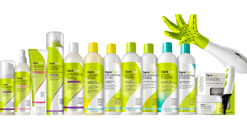 Our Favorite DevaCurl Styling Products