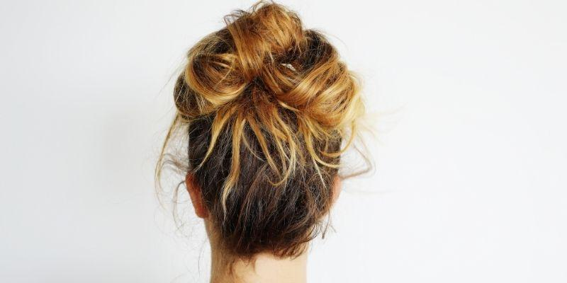 How to Style Dirty Hair