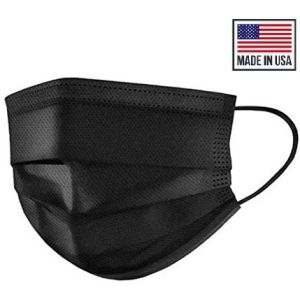Disposable Facemask 10 Pack - Black